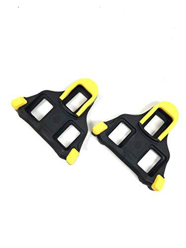 Shimano Schuhplatten SM-SH11, gelb, Y42U98010_gelb