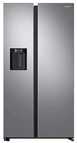 Samsung RS8000 RS6GN8332SL/EG Side-by-Side Kühlschrank/A+++/ 617 liter/Space Max/Twin Cooling+/ Premium Edelstahl Look