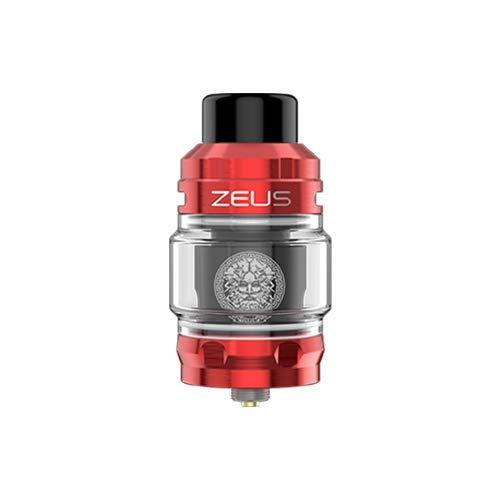 Zeus Subohm Verdampfer Set mit 5ml - von GeekVape - Farbe: rot