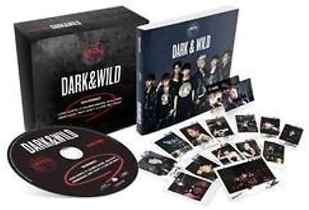 BTS 1st Album [Dark and Wild] CD + PhotoCard + PhotoBook K-POP BANGTAN