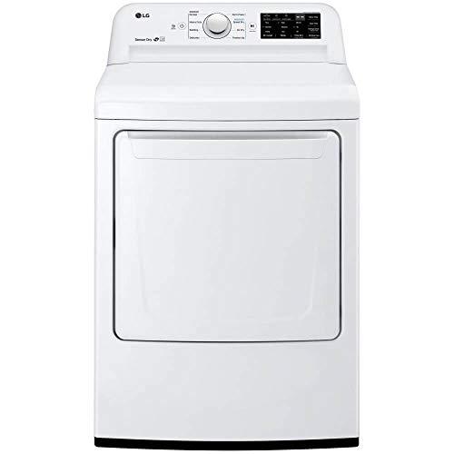 LG DLG7101W 7.3 Cu. Ft. Gas Dryer