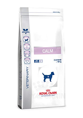 Royal Canin, Calm Veterinary Diet Pienso, para perros - 2 Kg