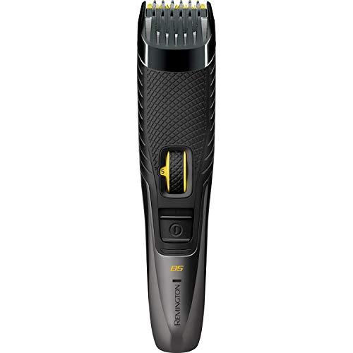 Remington B5 Style Series Cordless Beard and Stubble Trimmer for Men with Adjustable Zoom Wheel and Titanium Coated Blades - MB5000