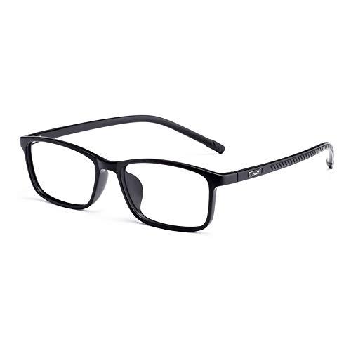 Gafas De Lectura Anti Blu Ray Para Hombre Y Mujer, Lente De Resina De Bloqueo De Luz Azul HD, Presbicia, Hipermetropía, Aumento De Fuerza, Gafas Ópticas