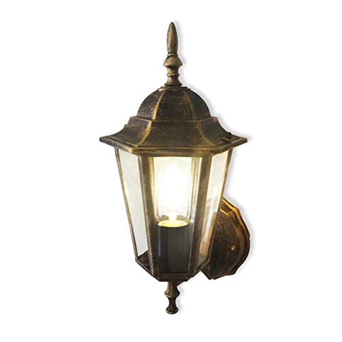 言うまでもなく王朝いらいらさせる千飾 ガーデンライト 照明 玄関照明 外灯 LED 激安ウォールライト ポーチライト ポーチライト 節電対応 ランプ 門灯 壁掛け照明 ラスティ