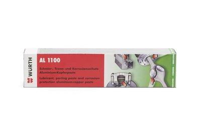 Würth Alu Paste (Past in alluminio anti seize AL1100)-Tube-100g 1pezzi