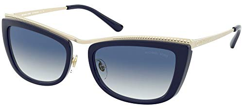 Michael Kors 0MK1064 Gafas, Dorado, 56 para Mujer