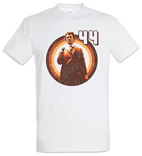 Urban Backwoods 44 Harry Hombre T-Shirt Blanco Talla S