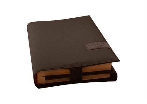 BookSkin, (Nylon) kaffee-braun
