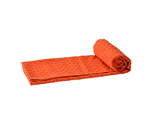 HBJP Esterillas de yoga, Toalla de yoga de absorción de sudor de fibra antideslizante Espesar esterilla de yoga toalla de yoga esterilla de yoga (color : #3)