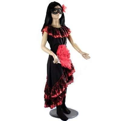 Party Street, Danseuse espagnole