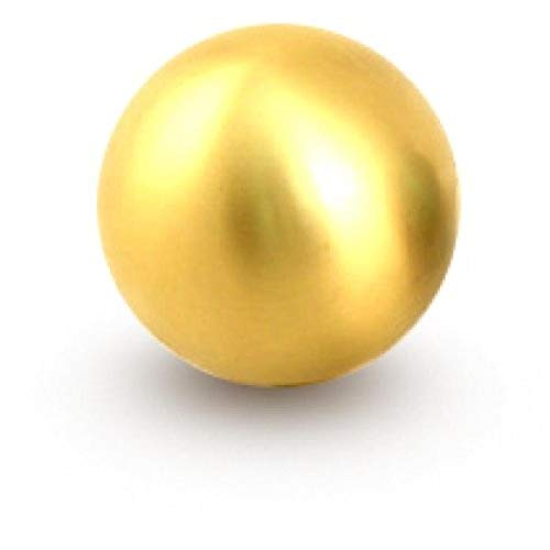 '490 Spherical' - 10x1.25, Gold SHIFT KNOBS/SHORT SHIFTERS