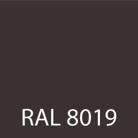 UPOL RAPTOR Pick Up Transportflächen Fahrzeug Beschichtung 948ml + 100ml Acryl Lack zum einfärben (RAL 8019 Graubraun)