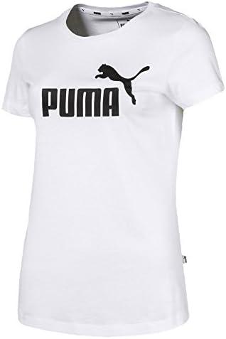 PUMA ESS Logo tee - Camiseta Mujer
