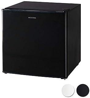 お得商品▼サイズ3)42L(右開き/ブラック) アイリスオーヤマ ノンフロン冷蔵庫 1ドア 42L ブラック NRSD-4A-B