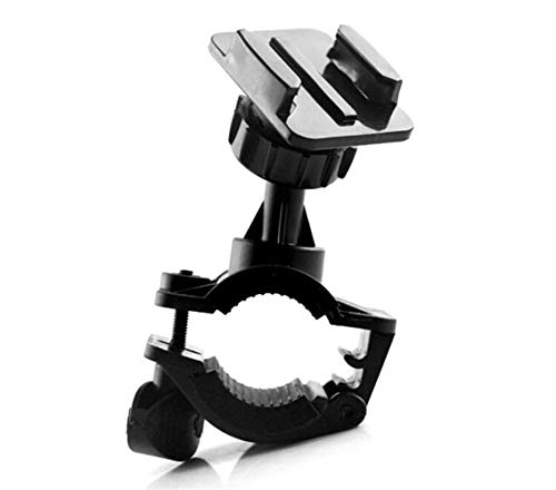 FUQUANDIAN 3 niveles ajustables soporte de bicicleta motocicleta de la bicicleta del montaje del manillar de liberación rápida con soporte for GoPro héroe 7/6 / 5/4/3/3 + for SJCAM Acción Cámara Acces