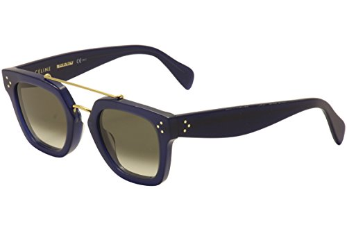 Céline CL41077S-M23 Gafas, azul, 47/25/150 Unisex Adulto