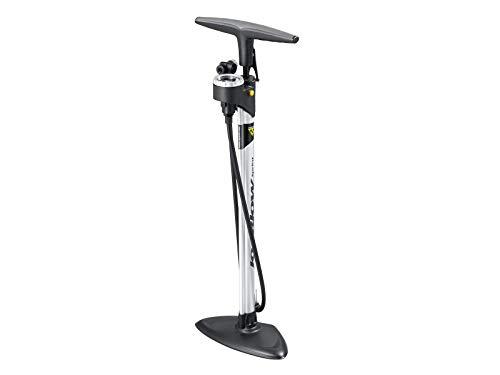 Topeak JoeBlow Sprint Bike Floor Pump, 160 PSI/11 BAR, TwinHead