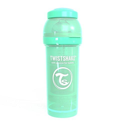 Twistshake 78257–Babyflasche, Pastell grün