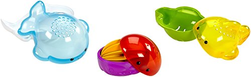 Fisher-Price Mattel CFN00 - Babyspielzeug - Meeresfreunde