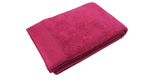 Blanc des Vosges E7S1G-0106 Bath Towel Cotton 110 x 55 cm Cyclamen by