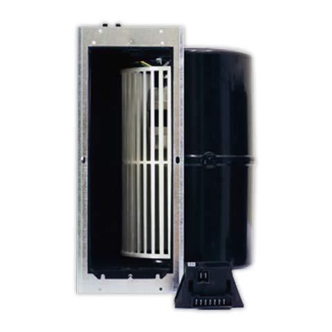 DOJA Industrial | Ventilador fan-coil 600-250 m3/h 59 db | Fan-coil Turbina 146 x 260 mm