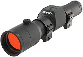Aimpoint H34L (34mm, Long Action Length, with Rings) Red Dot Reflex Sight – 2 MOA – 12693