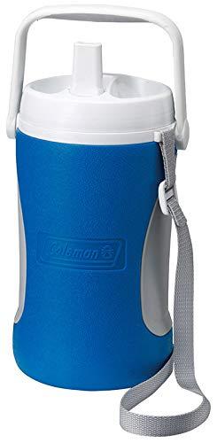 Coleman Performance Jug 2L, Botella Aislante Grande de 2litros, Termo para Bebidas y Hielo, enfría por 24HS, para acampadas, picnics