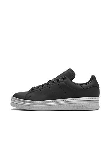 adidas Stan Smith New Bold W, Scarpe da Fitness Donna, Nero (Negbás/Negbás/Plamet 000), 37 1/3 EU