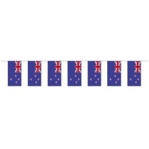 Everflag Papierfahnen-Kette 5m : Neuseeland