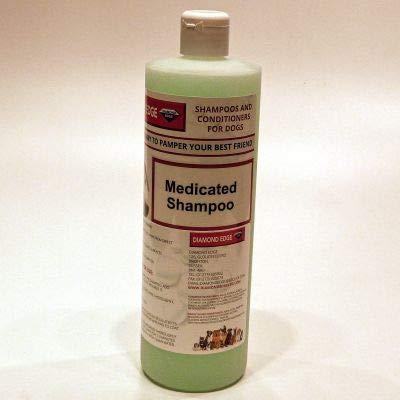 Diamond Edge médicamenteux Shampooing de toilettage, 500 ml