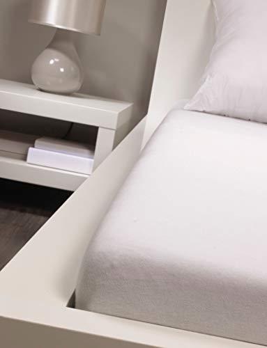 Brio BASSETTI sábana bajera ajustable beige 90/100 x 190/200 cm