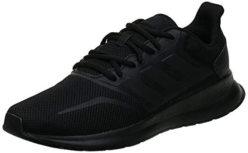 adidas Runfalcon, Zapatillas de Running Hombre, Core Black Core Black Core Black, 43 1/3 EU