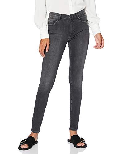 French Connection Rebound Jeans, Carbone, 34 Donna