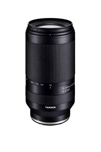 Tamron - Lens para cámaras (70-300 MM F4.5-6.3 Di III RXD Sony E A047SF) Negro