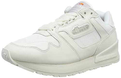 ellesse 147, Zapatillas Mujer, Blanco (White/White Wht/Wht), 38 EU