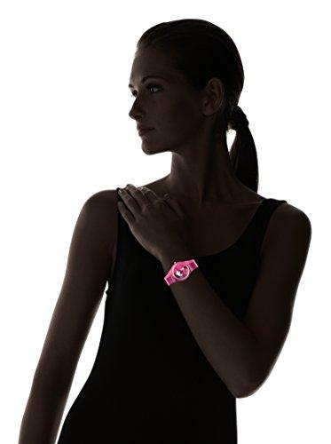 Swatch Reloj Analógico para Mujer de Cuarzo con Correa en Plstico GP145