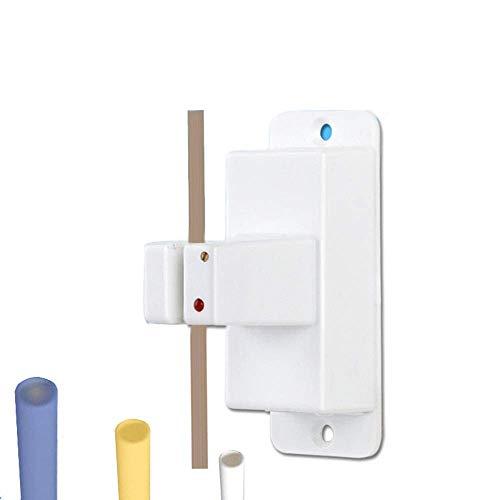Sensor de nivel de agua sin contacto, sensor de nivel de agua sin contacto NPN PNP salida de señal líquida, flujo de alarma, detector de nivel de agua electrónico (XKC-Y27 con timbre no detecta la salida).