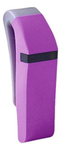 NEO+ Support de rechange pour Fitbit Flex, capteur non inclusTaille unique., violet