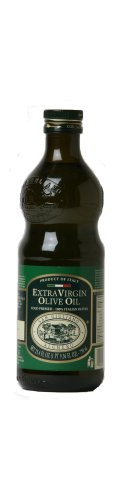 San Giuliano Extra Virgin Olive Oil, 25-Ounce Glass Bottless (Pack of 3)