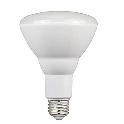 Westinghouse Lighting 5008100 BR30 Flood Dimmable Cool White Energy Star LED Light Bulb, Medium Base, 1 Piece, 4000 Kelvin