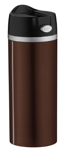 alfi 5817.274.035 Coffee To Go Trinkbecher isoMug Perfect, Edelstahl Hot Chocolate 0,35 l, zerlegbarer Verschluss, Spülmaschinenfest, 4 Stunden heiß