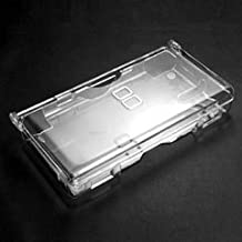 NDS Lite NDSiLL Crystal Clear ICE White Case by E-MODS GAMING