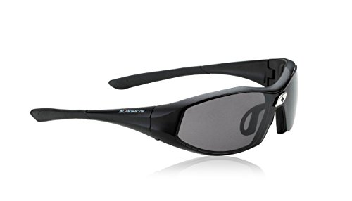 Swiss Eye Sportbrille Concept M Re+, Black Matt, One Size, 12521