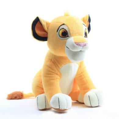 Pelucia O Rei Leão Simba Incriveis 26cm!