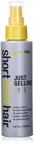 Sexy Hair Short Juste Gel Liquide Flexible Gélifiant pour Unisexe 4.2 oz 124.21 ml
