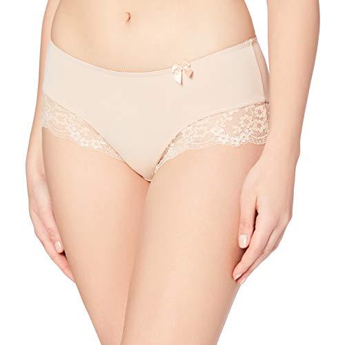 LASCANA Damen Panty Panties, Beige (skin 731), (Herstellergröße:40)