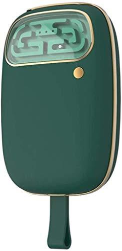ZSW Calentador de manos recargable Portátil Mini 2 en 1 ZSW Calentador de manos Power Bank Maze Game 2 Gear 10000mAh Batería de larga duración Carga USB Calefacción de doble cara Calentamiento