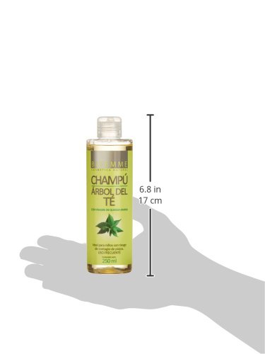 Bifemme Champú árbol del té libre de parabienes - 250 ml