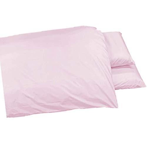 お昼寝布団カバー 120×125 cm 120 125 サイズオーダー 保育園 ホック 柄番アルファソフト ピンク